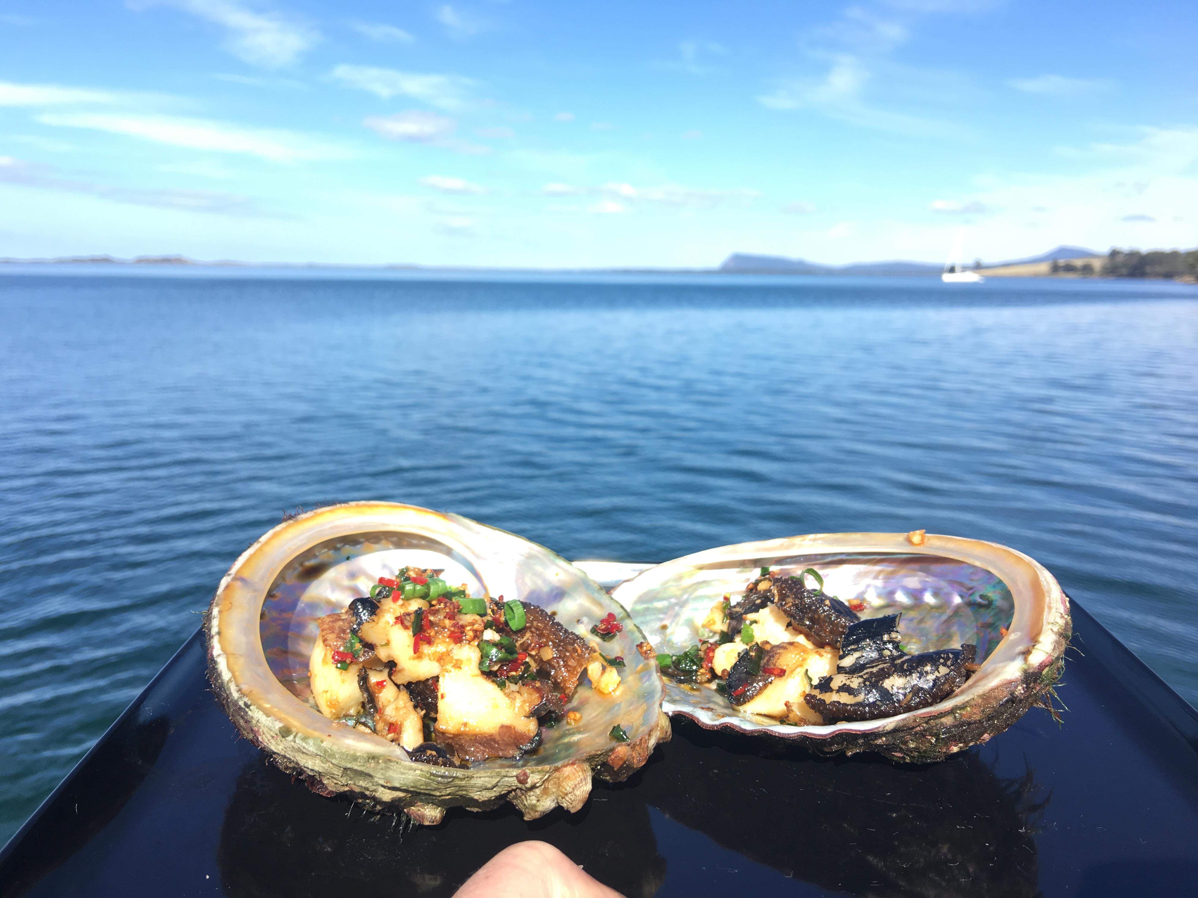 tasmania seafood seduction的圖片搜尋結果